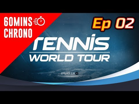LIVE - Tennis World Tour #EP2