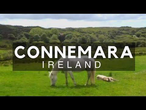 Connemara - Connemara Ireland - Connemara Galway - Ireland - Ireland Vacation in Clifden Galway