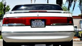1997 Mercury Cougar (National City, California)