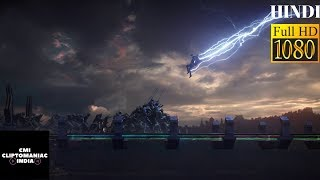 Final Battle (Part-2) IMAX | Hindi | Thor 3: Ragnarok | CliptoManiac INDIA