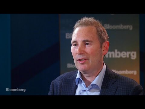 Amazon's Jassy on Growth, the Cloud, Alexa, Strategy