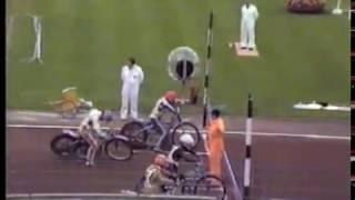 Спидвей видео 1984 года Мировой чемпионат.