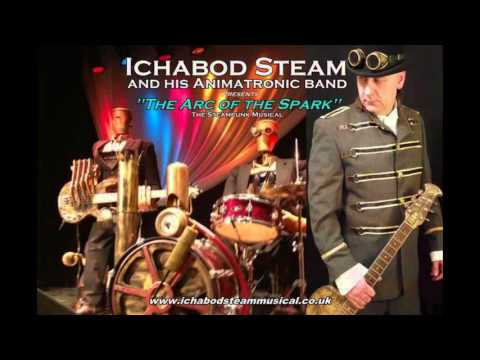 "Songs from the Steampunk musical  ""The Arc of the"