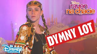 Dymny Lot | Raven na Chacie | Disney Channel Polska