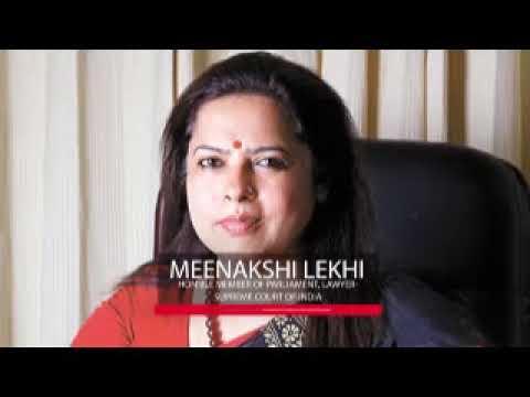 Invitation to Eminent Personalities - National Women's Summit