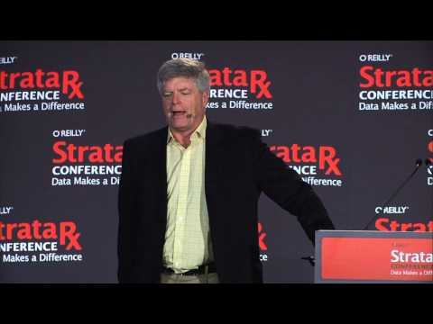 "Strata Rx 2013: Tom Davenport, ""Health Care Analytics"""