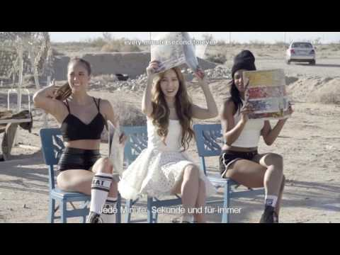 Jessica Jung - Golden Sky MV [German Subs + Romanization] English Version