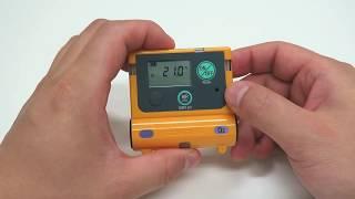 XO-2200 O2 산소농도 측정기 설명