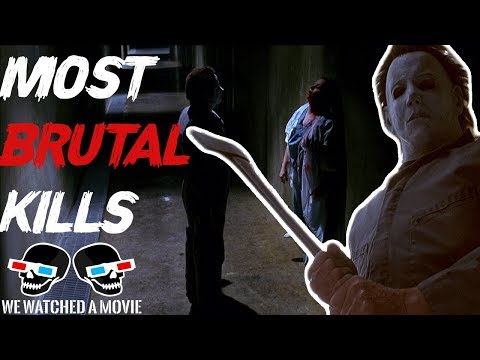 The Most Brutal Kills of the HALLOWEEN Franchise
