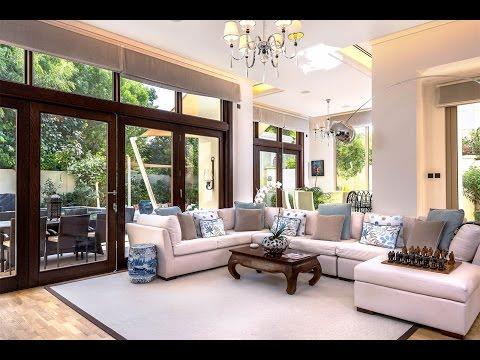 Bromellia Villa, Al Barari, Dubai, United Arab Emirates