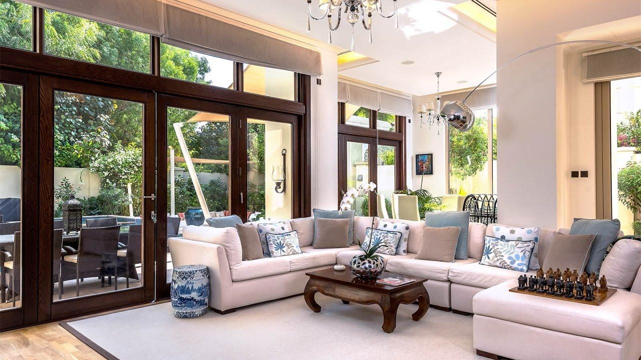 Bromellia Villa, Al Barari, Dubai, United Arab Emirates   YouTube