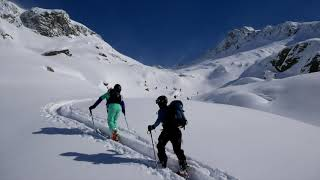 Skiing Chamonix 2020 | Randonnée week with UCPA