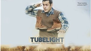 TUBELIGHT - EID 2017 | Official Teaser | Salman Khan, Zhu Zhu | Directed by Kabir Khan