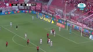 El homenaje de INDEPENDIENTE a EMILIANO SALA en el Libertadores de América.