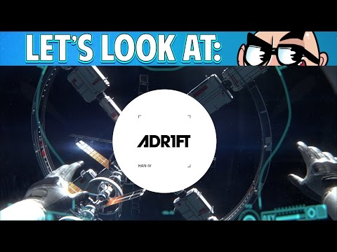 Let's Look At: ADR1FT!