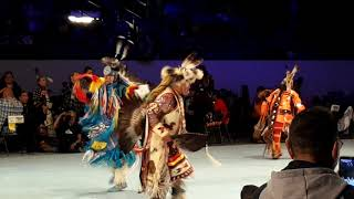 GATHERING OF NATIONS POW WOW 2019 : Golden Age Men