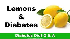 hqdefault - Lemon Juice Water Diabetes