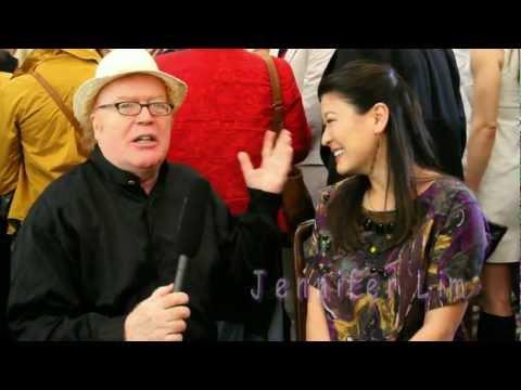 "Jennifer Lim  ""Chinglish"" Drama Desk Nominee ~Stephen Holt Show"