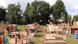 Bouwdorp Someren 2014