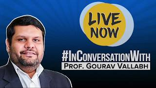 In Conversation With Shri Gourav Vallabh on the current state …