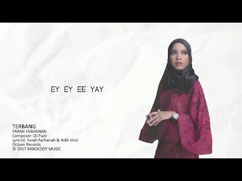 Farah Farhanah  - Terbang ( Official Lyric Video )