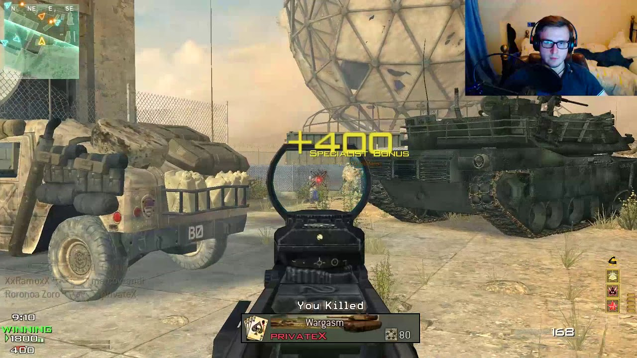 MW3 PC 2018 #6 - WORLD'S FASTEST 6VS6 MOAB IN TDM! - 64 Seconds