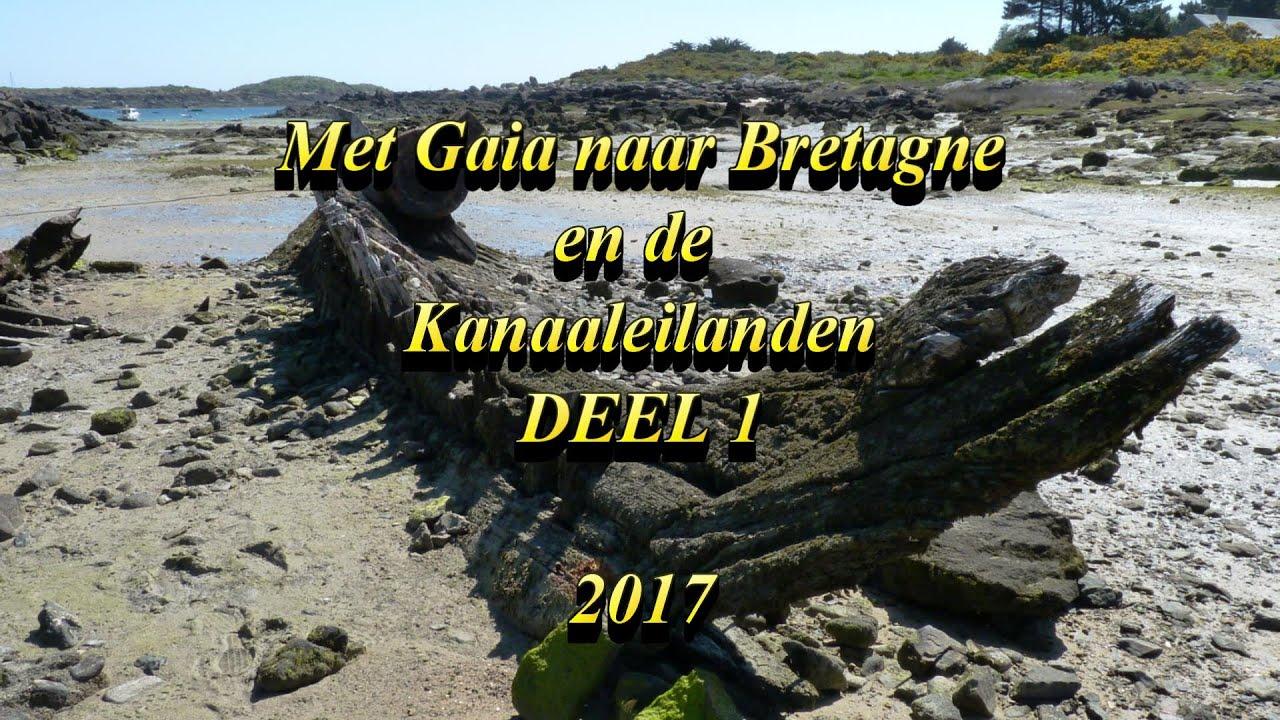 Download Met Gaia naar Bretagne deel 1 Naar de Kanaaleilanden
