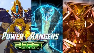 Power Rangers Beast Morphers EXCLUSIVE Official Trailer | Coming Soon in 2019!