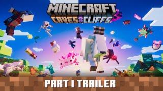 Caves & Cliffs Update: Part I – Official Trailer