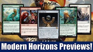 MTG Horizons Previews: 19 Cards Including Mox Tantalite