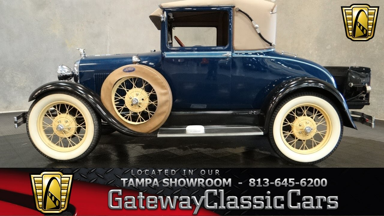 1928 ford model a sport coupe youtube for 1928 chevrolet 2 door coupe for sale