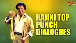 KABALI Rajinikanth Punch Dialogues | All Time Hit  Movie