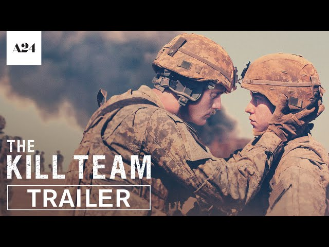 The Kill Team | Official Trailer HD | A24
