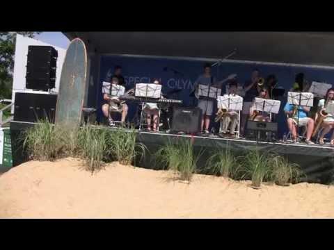 HVCHS Jazz band party rock anthem