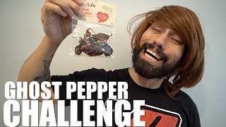 GHOST PEPPER CHALLENGE | FULL PACKAGE ATTEMPT