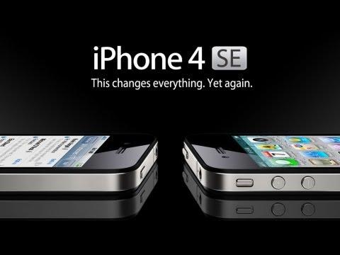 Apple Unveils MuchAnticipated iPhone 4SE