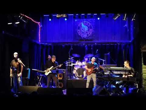 PFM ( Premiata Forneria Marconi) live at Reggies Chicago, Tue May 8 2018 part 1