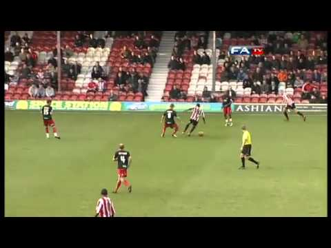 Brentford 1-1 Aldershot - The FA Cup 1st Round - 06/11/10
