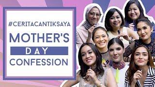 Pengakuan Ussy Sulistiawaty & Yasmine Wildblood Tentang Ibu | CERITA CANTIK