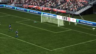 FIFA13 - Grosse Frappe Lointaine - [HD]