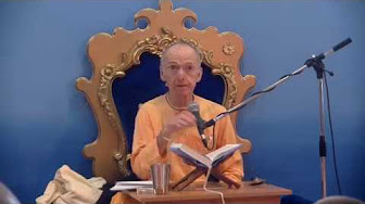 Шримад Бхагаватам 1.11.26 - Кришнананда прабху