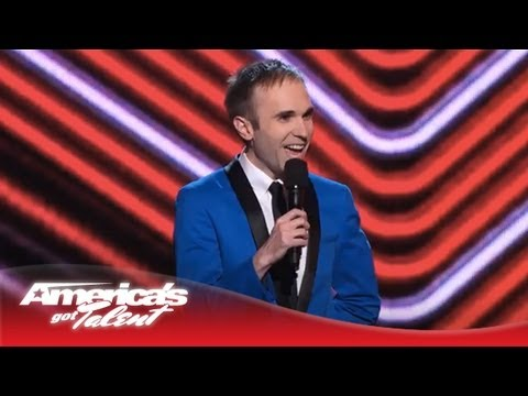 Collins Key - Using Magic to Get a Date in NYC - America's Got Talent Semi-Finals 2013 from YouTube · Duration:  5 minutes 7 seconds