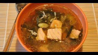 Классический японский мисо суп пошаговый рецепт как приготовить в домашних условиях