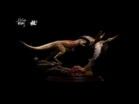 MuSee Carnotaurus Model Preview!!!