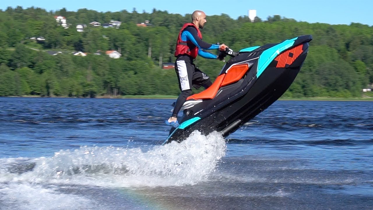 My first summer with Sea-Doo Spark Trixx