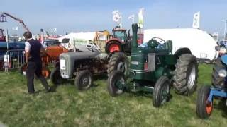 Pembrokeshire show.Part 8.Vintage tractors,motor bikes and heading home