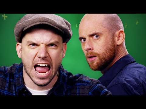 Nice Peter vs EpicLLOYD - Epic Rap Battles of History Season Finale.