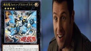 """Starliege Photon Blast Dragon: Summons Galaxy-Eyes... """"for freeeeeeeeeeeeee?"""""""
