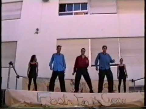 Actuación De Fin De Curso En El Colegio Quiñones De León Chayanne Salomé Youtube