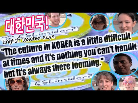 Teaching English in Korea - What's It Like? - 17 Teachers On The Record